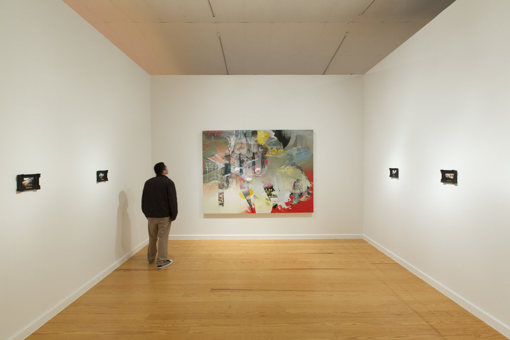Installation view,    Station Museum of Contemporary Art    Houston, TX, USA