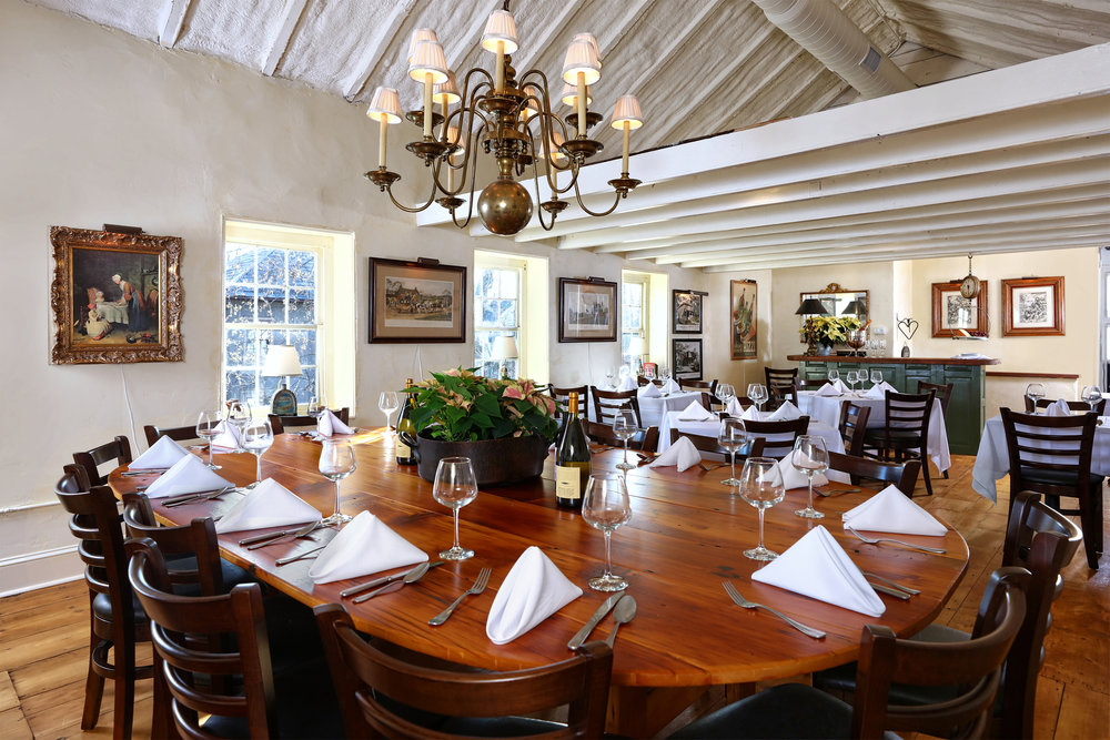 1742 private dining room