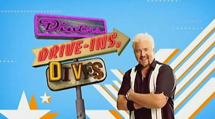 Food Network Diners, Drive-Ins and Dives - The Pineville Tavern's Snapper Soup