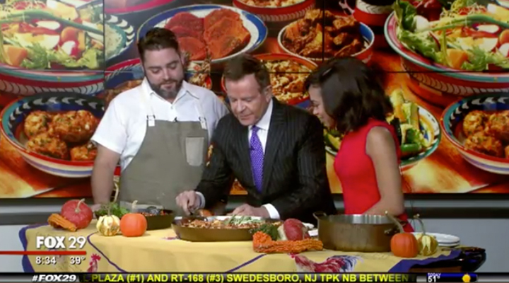 Fox 29                          Good Day Philadelphia - Good Day Spices Up Thanksgiving Sides