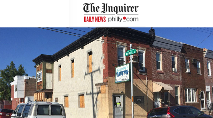 The Inquirer - philly.com - Pineville Tavern of Bucks County to open a location in PhillyMichael KleinNovember 18, 2016