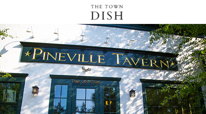The Town Dish - Celebrate 275 Years with The Pineville TavernRonna DeweyDecember 28, 2016