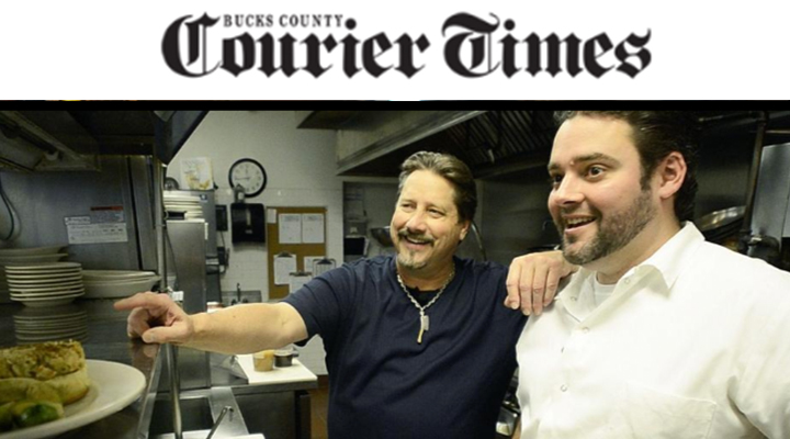 Bucks County Courier Times - Eat This!  A very Brady dinner at Pineville Tavern: Pork Chops and Apple SauceChuck ThomasFebruary 18, 2016