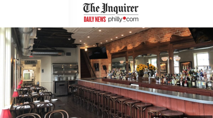The Inquirer philly.com  - Pineville Tavern, the Bucks landmark, opens a location near FishtownAugust 2, 2018