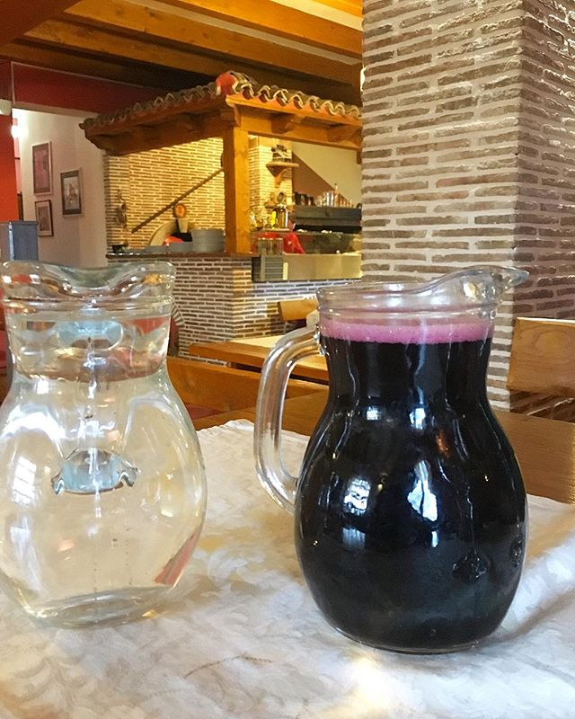 Happy Sunday Funday! Make sure you achieve proper balance, one pitcher of water for every pitcher of wine! 😂😂😂 ... ... ... ... #sundayfunday #wine #winetime #wineoclock #winelovers #redwine #winetasting #oenophile #winegram #wine🍷