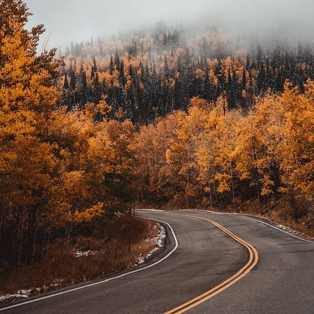 Autumn over the Grand Mesa #colorado #sonyalpha #alphafemale