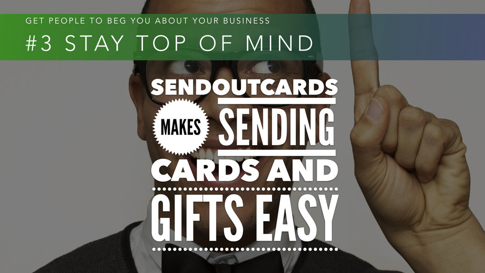 SendOutCards Makes Sending Cards and Gifts Very Easy — Bunch On Biz