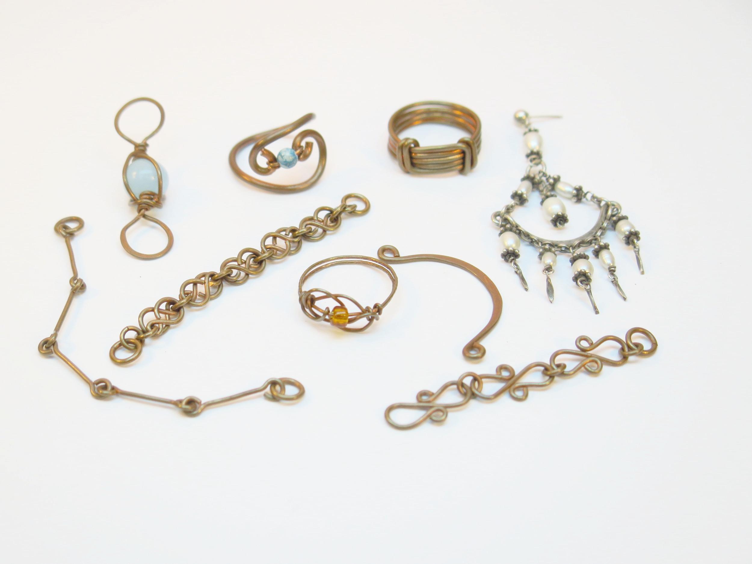 Jewelry Creations Workshop — Jewelry Creations Workshop, Miami School