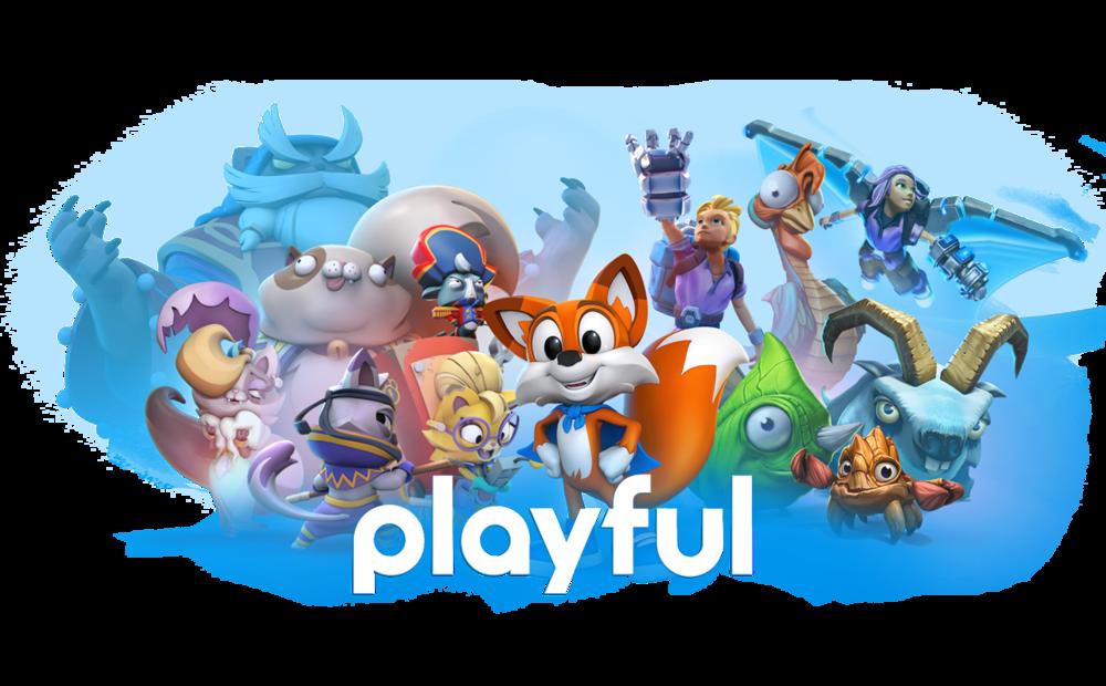 Playful Corp Logo