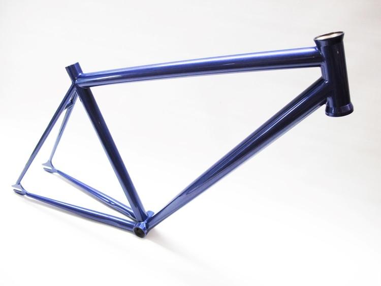 BIG ASS TRACK // Custom / Steel — TI CYCLES FABRICATION