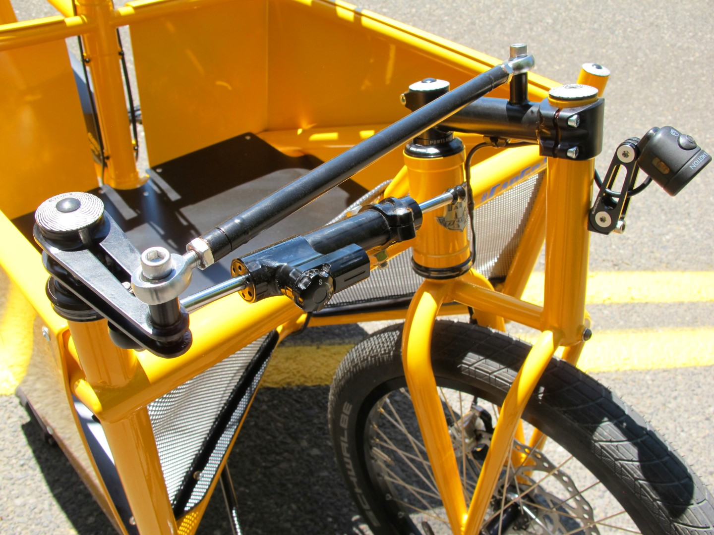 9d0274a0fca Mellow Yellow CarGoAway with Shimano STePS