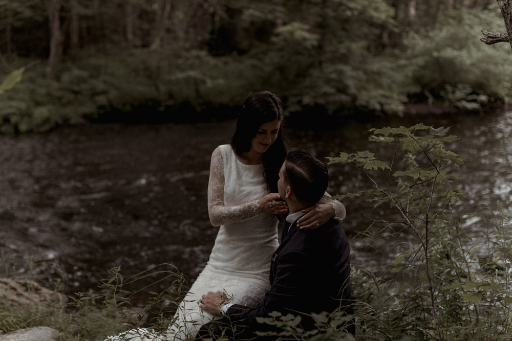 Laura and Matt   Middle Sackville, Nova Scotia -