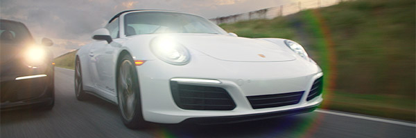 PORSCHE:  FAST LOVE (SOCIALS)  AGENCY : CK, PHD, FAKE LOVE