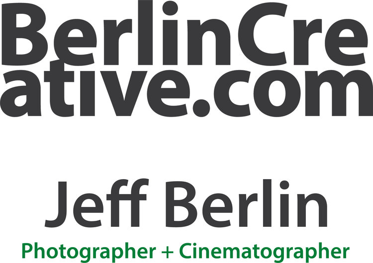 Jeff Berlin Photographer + Cinematographer