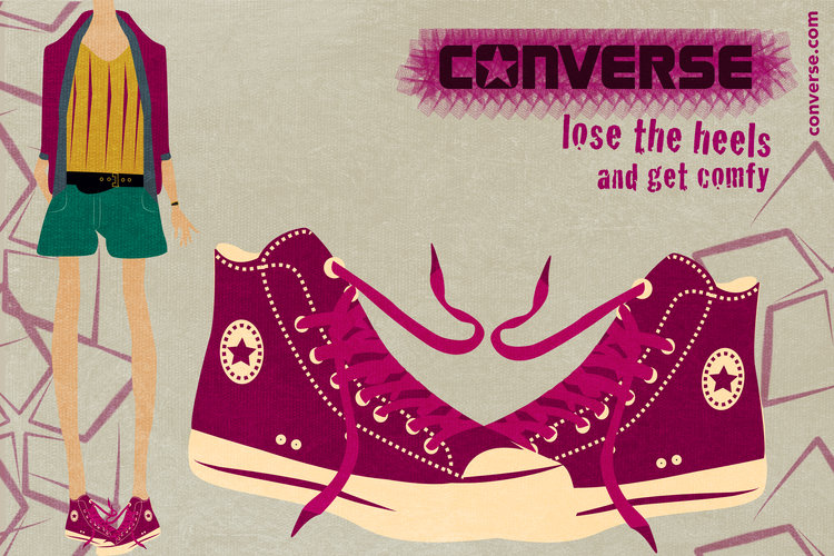 d54c22f375a1 Converse Advertisement (Personal Spec Project)