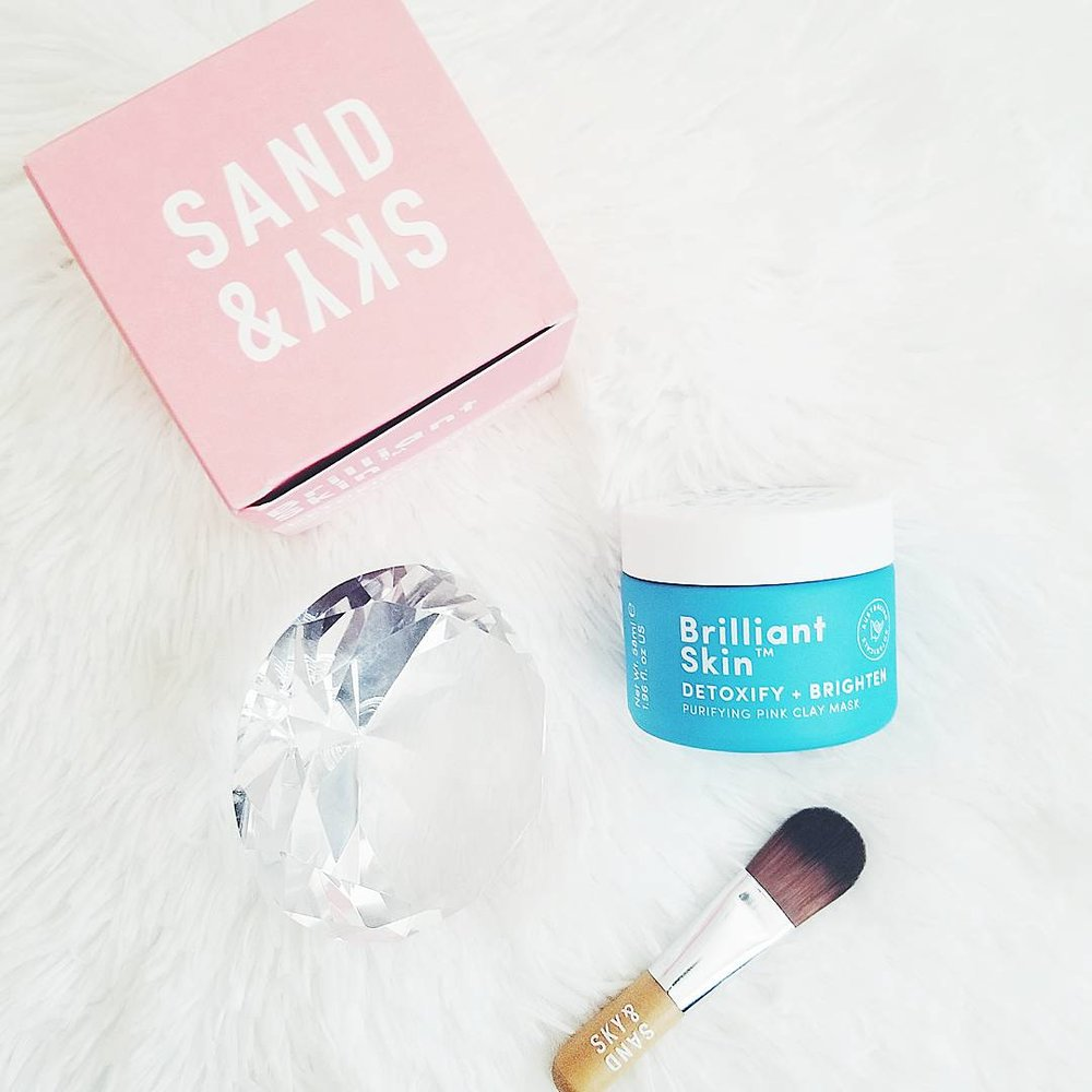 ALL HAIL TO SAND & SKY  A SKINCARE CO. THAT GETS IT RIGHT!