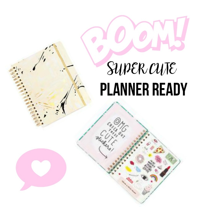 My Current Planner Of Choice Is The Awesomely Cool Ban.Do Planners! They Come With Stickers and Tons Of Inspiration! Find Yours Here @  BANDO.COM