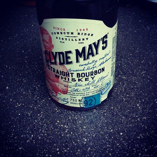 Www.hertzinc.com featured bourbon of the week. #clydemays