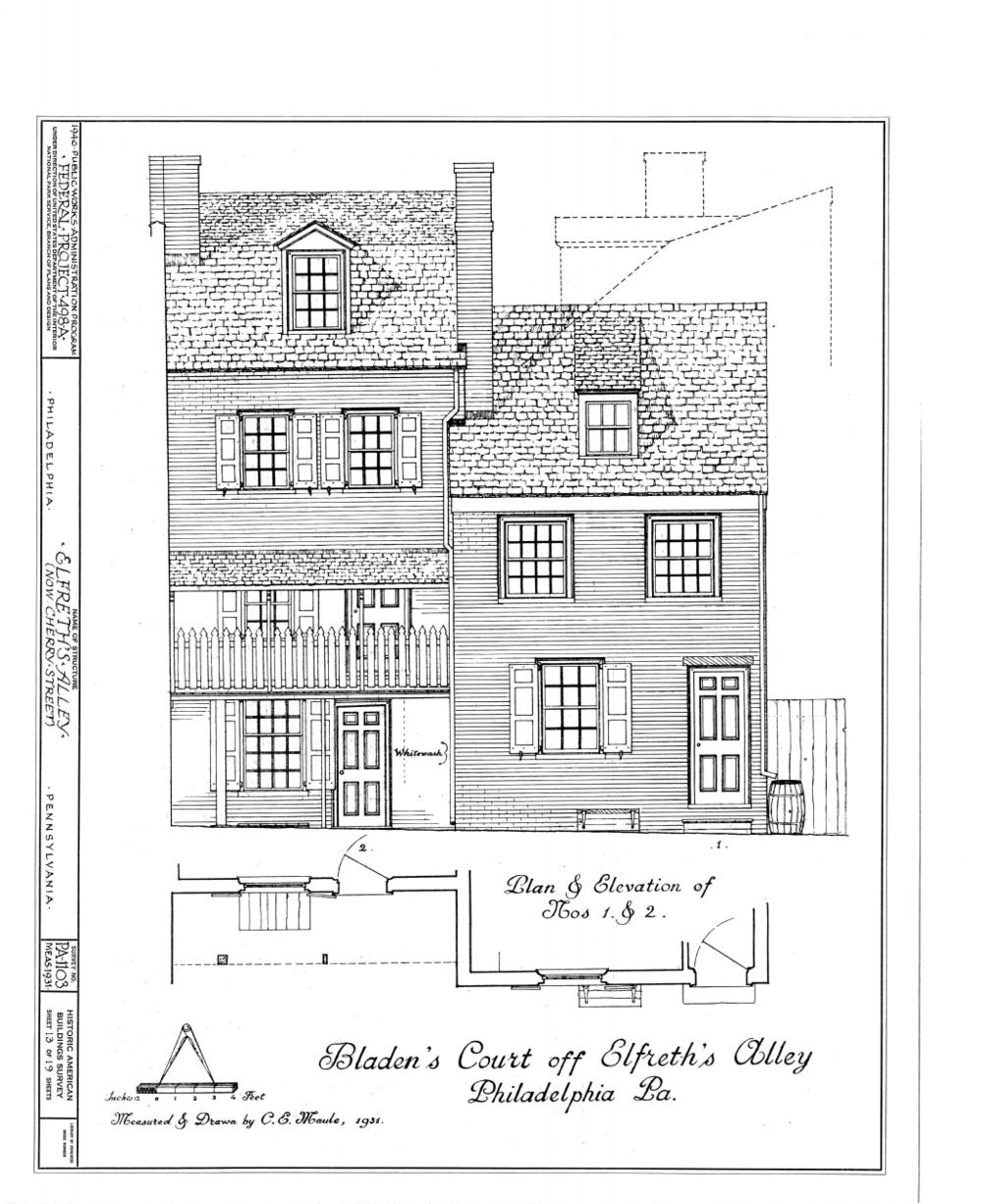 Bladen's Court No. 1 & 2
