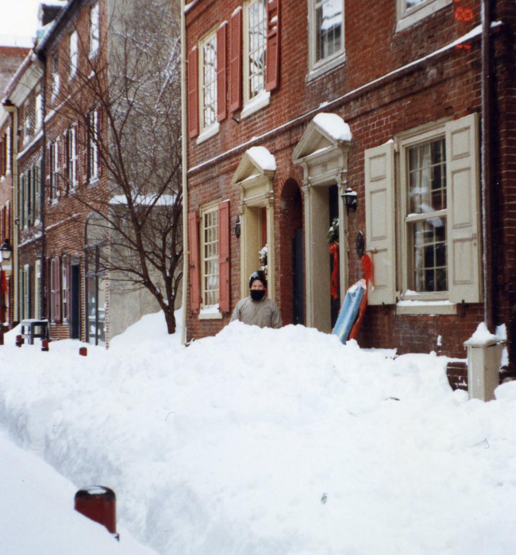 Snowed-in, 1996