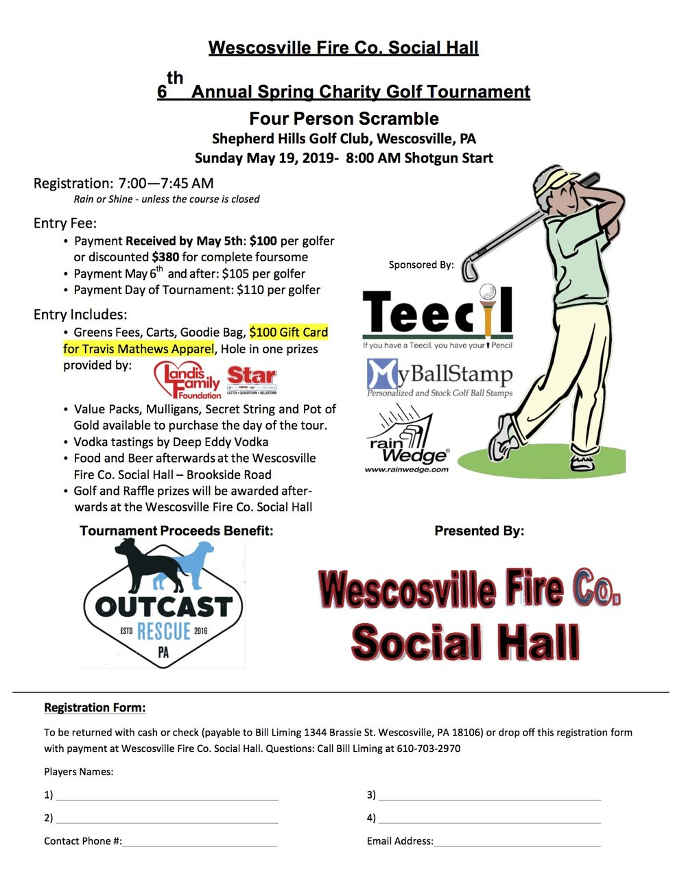 2019 Wescosville golf tournament flyer Spring Outcast Rescue.jpg