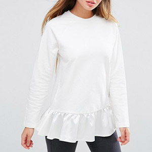 Ruffle - ASOS - White Top.jpg