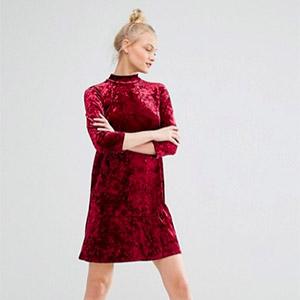 Velvet - ASOS - Dress pink.jpg