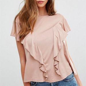 Ruffle - ASOS - Pink T-shirt.jpg