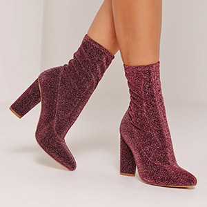 Ankle Boots - Missguided - Glitters.jpg