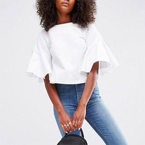 Flared - ASOS - White Top.jpg