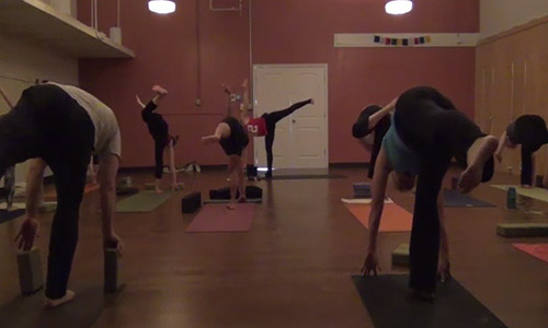 Vinyasa Flow with Joni