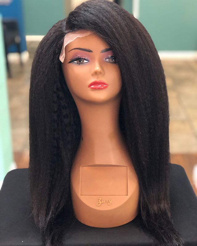 A couple of these units are still available for sale (New Texture ‼️Kinky Straight ) 3 Bundles of 20in with 18in closure ready for shipment or In store pick up. Come to @hairbeatlosangeles see which one fits you . Custom order also available upon request ➖➖➖➖➖➖➖➖➖➖➖➖ @hairbeatlosangeles also has a Sale on their Kinky Straight Bundles ‼️‼️ 20% off hurry sale ends March 31st
