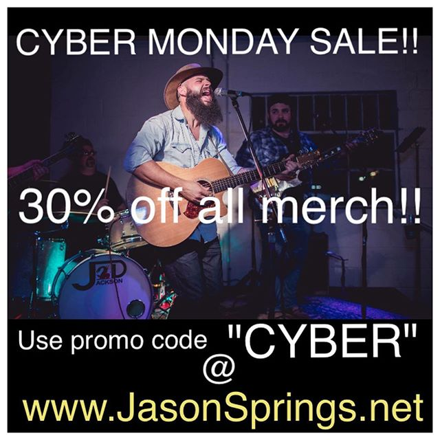 CYBER MONDAY SALE!!! . . . #blackfriday #thanksgiving #sale #turkey #supportlocalmusic #supportlocalartists #sova #southernva #danvilleva #supportoriginalmusic #songwriter #singersongwriter #folk #blues #altcountry #acoustic #americana  #reddirt #independent #independentartist #indie #indieartist #country #roots #virginia #virginiamusic #virgniaartist #merch #cybermonday #cybermondaydeals