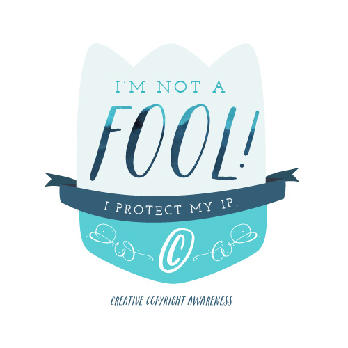 "Copyright Registration Workshop ""I'm Not a Fool! I Protect My IP"""