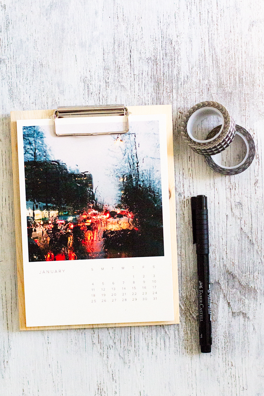 2015 Photo Calendar by Sweet Eventide Photography