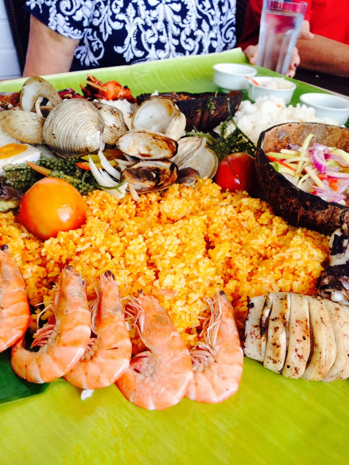 Boodle Fight
