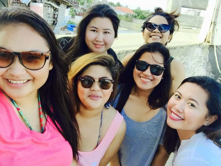 Boating in Cebu, Philippines Drink girls girlfiends