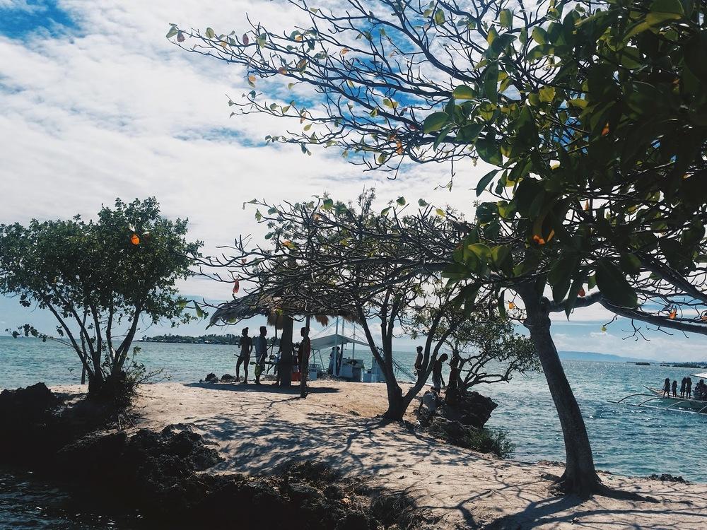 Island Hopping in Olango, Cebu Philippines