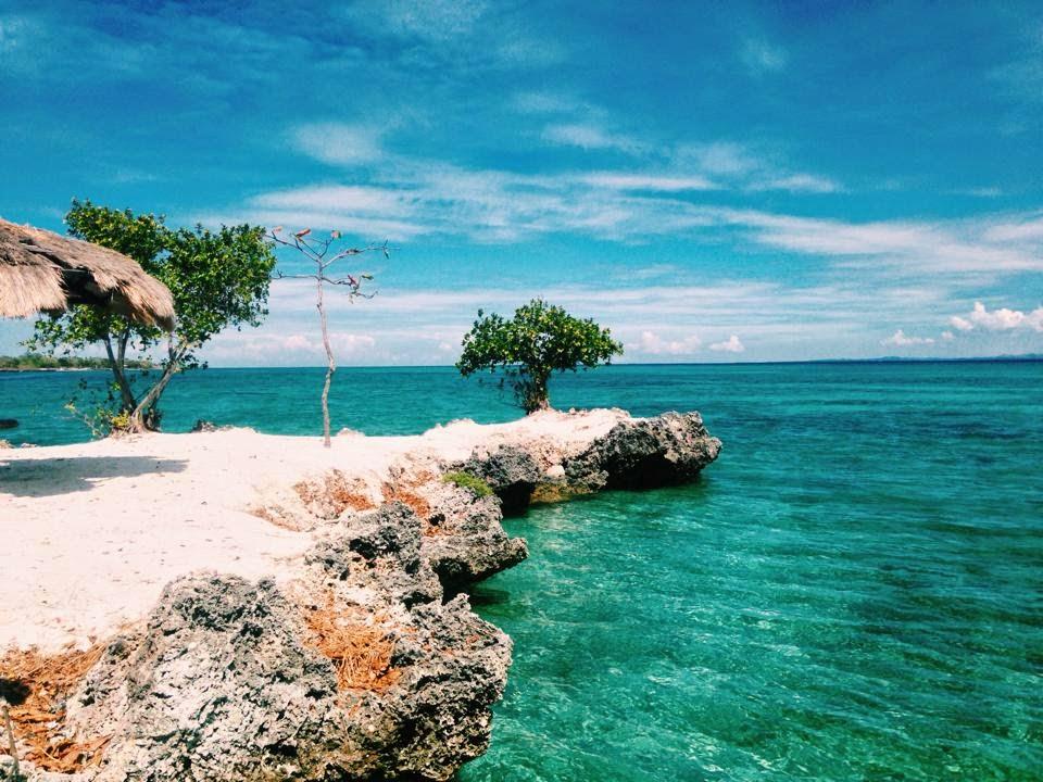 Island Hopping in Olango, Cebu Philippines Ocean Dreamer