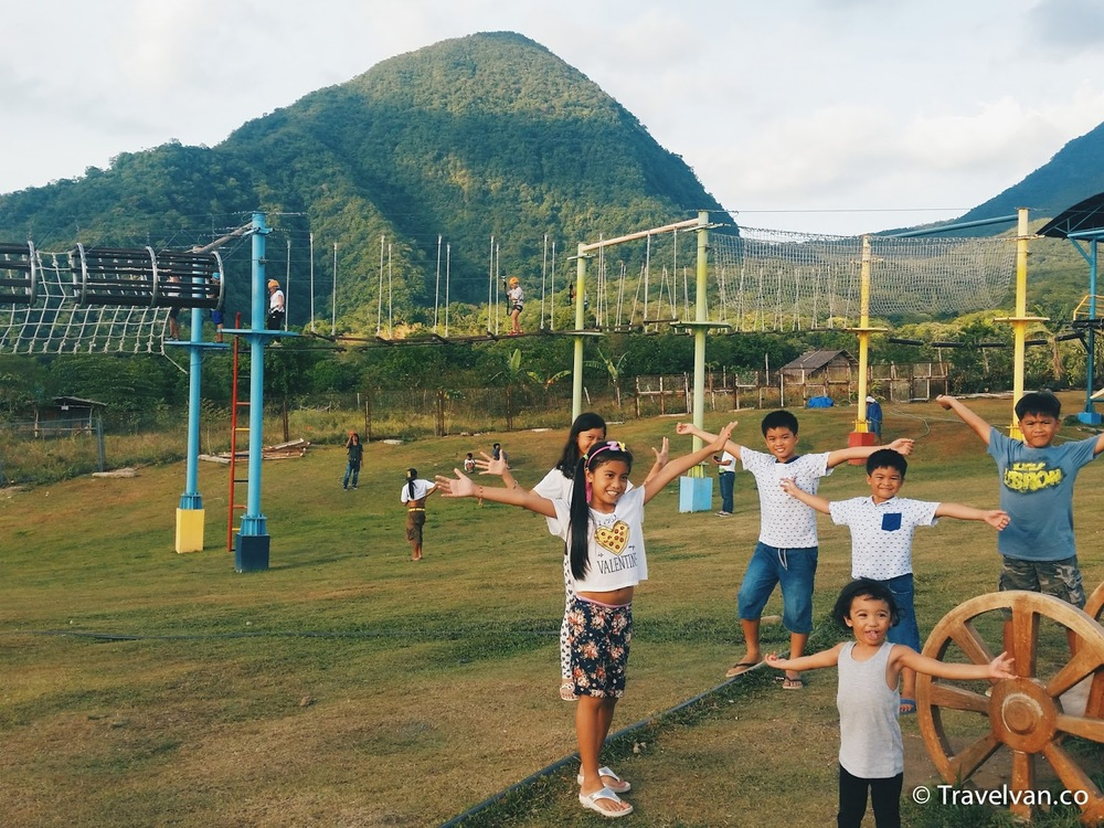 Campuestohan Highland Resort in Bacolod