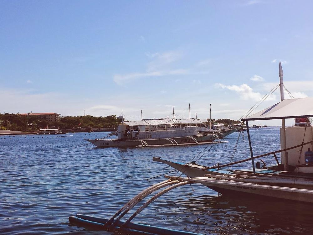 Island Hopping Cebu