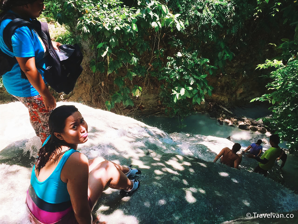 Summer 2015 #10 Aguinid Waterfalls Cebu Philippines