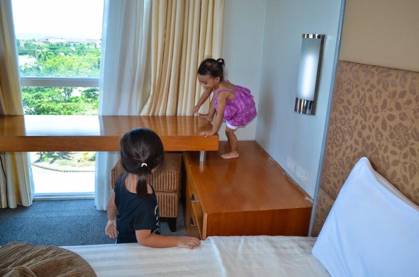 sotogrande resort cebu philippines with toddler
