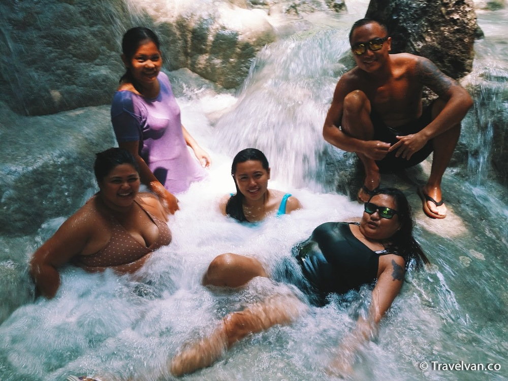 Summer 2015 #10 Aguinid Waterfalls Cebu Philippines