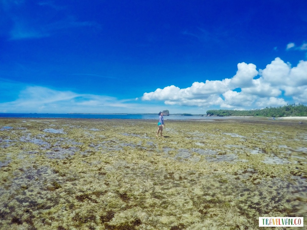 The amazing Magpupungko Beach and Tidal Pool in Siargao