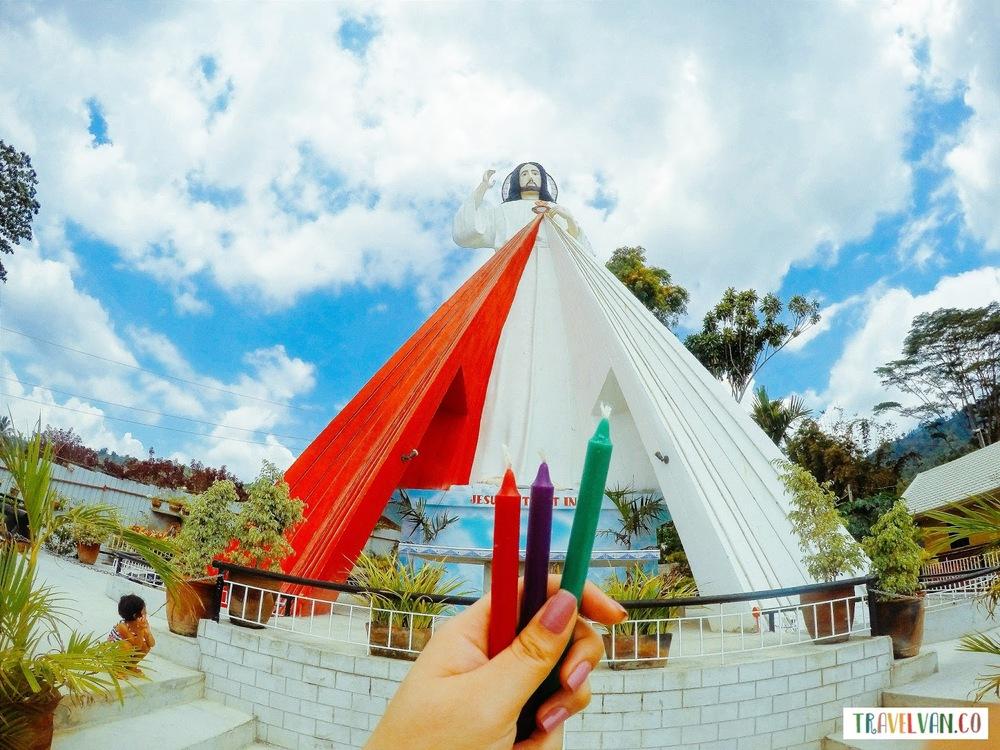 Lake Sebu - Divine Mercy Shrine
