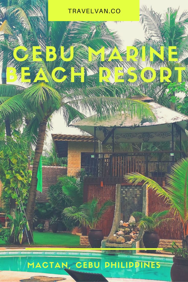 Cebu Marine Resort