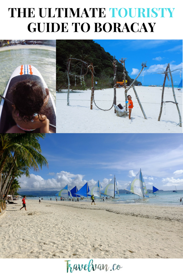 The Ultimate Touristy Guide to Boracay