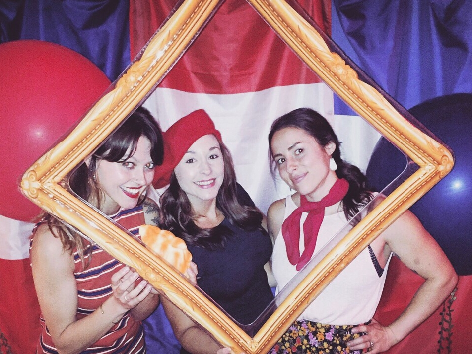 Bastille Day at Le Sel
