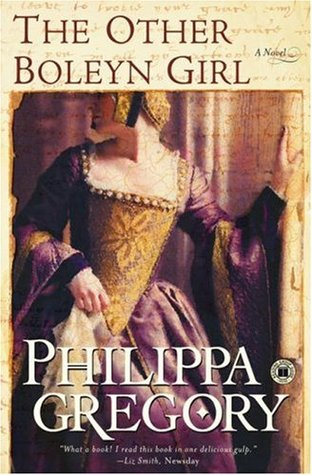 The Other Boleyn Girl Philippa Gregory Reading List